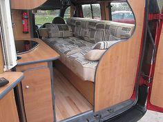 MPV 2005 Fiat Doblo Camper 2 Berth Campervan Conversion NEW BUILD No swap PX Car                                                                                                                                                                                 Más