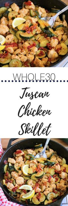 paleo, skillet meals paleo lunch whole 30 Whole 30 Diet, Paleo Whole 30, Whole 30 Recipes, Paleo Recipes, Real Food Recipes, Chicken Recipes, Cooking Recipes, Pan Cooking, Yummy Food