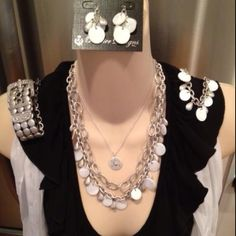White Linen Ensemble & Buckle Up#Repin By:Pinterest++ for iPad#