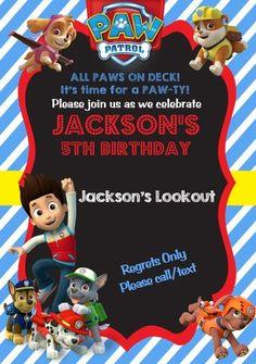 Jackson's 5th Birthday! | CatchMyParty.com