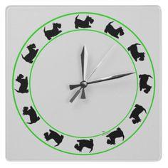 ERSER Scottie Scottish Terrier Scotty Dog Shoes Sport for Women Running