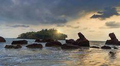 Dharmadom Island, Thalassery, Kannur
