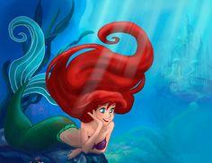 Angela Filan — Ariel