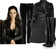 """lost girl - bo"" by xeastra ❤ liked on Polyvore"