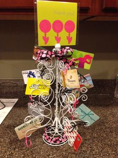 Over 30 of the best gift card trees and gift card wreaths i could gift card tree perfect for mom negle Choice Image