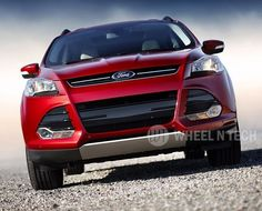 Cool Ford All Wheel Drive System On The New Ford Kuga Gives More