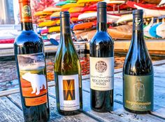 A selection of wine I picked up while touring wineries in Niagara region Niagara Region, I Pick, Red Grapes, Wineries, Trick Or Treat, Touring, Goodies, Instagram, Sweet Like Candy