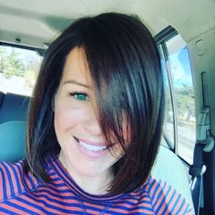 22 Stick-Straight Bob Haircuts with Style | Hairstyle Guru