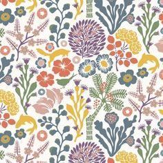 motif orchid e feuilles de palmier et couleurs d 39 automne p a t t e r n s pinterest flore. Black Bedroom Furniture Sets. Home Design Ideas