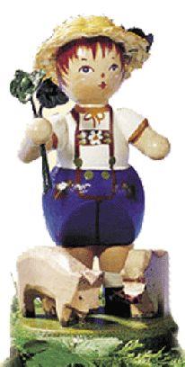 "Blumenkind ""Kleeblatt"""