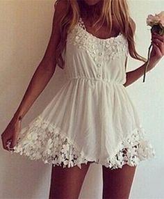 Lace Embellished Jumpsuit