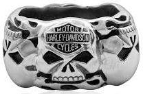 Harley-Davidson ® Wedding Band