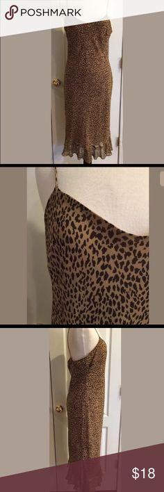 Selling this Ann Taylor Silk Dress -Size 14 on Poshmark! My username is: lallya. #shopmycloset #poshmark #fashion #shopping #style #forsale #Ann Taylor #Dresses & Skirts