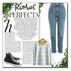 """""""Untitled #112"""" by elmaimsirovic-732 ❤ liked on Polyvore featuring Whiteley, Topshop and Converse"""