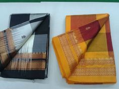 Traditional Ilkal handloomed sarees