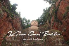 leshan giant buddha tours ChengDu WestChinaGo Travel Service www.WestChinaGo.com Tel:+86-135-4089-3980 info@WestChinaGo.com Giant Buddha, Chengdu, Tours, Nature, Movie Posters, Travel, Naturaleza, Viajes, Film Poster