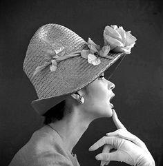 1960s Hat -  photo John French.