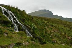 Different view of Old Man of Storr