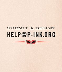 Submit a design or idea that you think would inspire other #breastcancer survivors. help@p-ink.org