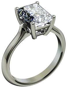 Elegant emerald cut engagement rings - Emerald cut engagement rings have become increasingly popular over the last century due to their elegant and sophisticated look. When buying a diamond the cut it an important factor and everyone has their own personal favourite. The cut refers to the outline of the diamond when it is viewed from...