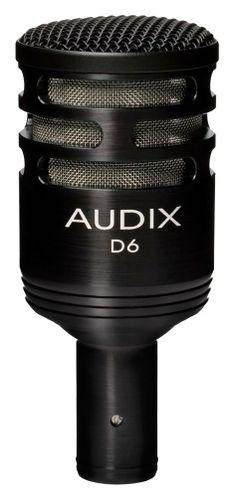 Audix D6 Kick Drum Mic http://ehomerecordingstudio.com/best-bass-mics/