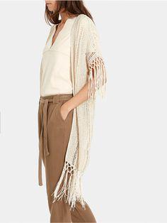 Fringes Vest Kit - Costes Fashion