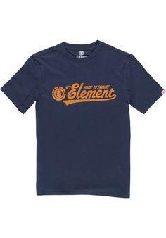 Element Signature - titus-shop.com  #TShirt #MenClothing #titus #titusskateshop