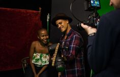 21ICONS Features Phindile Sithole-Spong Magnifying Glass, November 2015, Short Film, Concert, Concerts, Festivals