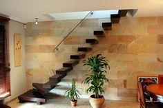 diseño salon escaleras - Buscar con Google