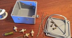 DIY Speaker building for the hobbyist showcasing original designs by Joseph Crowe including acoustical measurements.