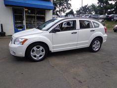 Check out this 2007 Dodge Caliber SXT Only 57k miles. Guaranteed Credit Approval or the vehicle is free!!! Call us: (203) 730-9296 for an EZ Approval.$9,995.00.