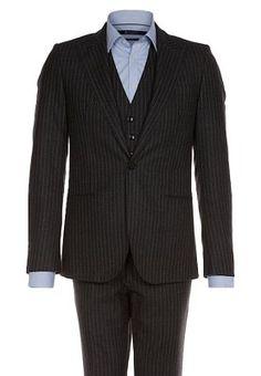 Vestito elegante - grigio