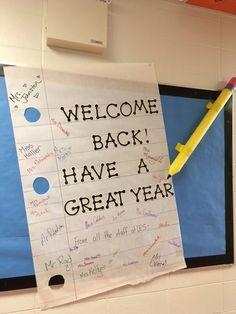 September 2017 Counseling Bulletin Boards, Door Bulletin Boards, Library Boards, Library Ideas, Bts 2018, School Doors, Creative Curriculum, Computer Lab, Library Displays
