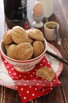 il cucchiaio d'oro » Biscotti integrali da inzuppo, senza burro uova e latte