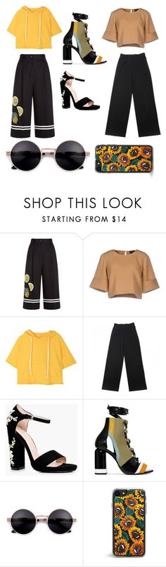 """Sin título #76"" by lara-naharro on Polyvore featuring moda, Dolce&Gabbana, The Fifth Label, Yves Saint Laurent, Boohoo y Pierre Hardy"