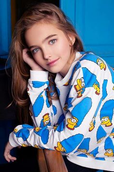 Anastasia Bezrukova Anastasia, Very Pretty Girl, Pretty Face, Most Beautiful Faces, Beautiful Children, Beautiful Eyes, Young Models, Child Models, Cute Young Girl