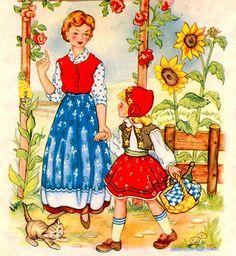 Parfums d'antan - Le petit chaperon rouge - 1-2-3-soleil