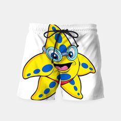 Swimming Starfish