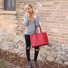 www.handbagheaven.com Big Purses, Cute Purses, Madewell, Tote Bag, Bags, Fashion, Cute Handbags, Handbags, Moda