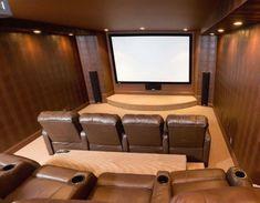 Marvelous Basement Home Theater Ideas Design - TSP Home Decor
