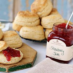 A dab of sugar-sweetened strawberry jam will do wonders for your wheat-free toast and plain lactose-free yogurt.