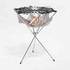 Un barbecue et original prêt pour utilisation