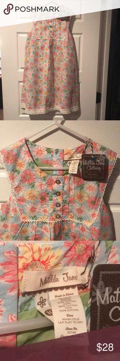 Matilda Jane Brand new with tags- size 10 Matilda Jane Dresses