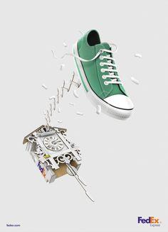 FedEx Express: Cuckoo Sneaker