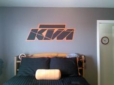Dirt Bike Bedroom Decor Awesome Style Décor Should I Dirtbike Anista Dirt Bike Bedroom, Motocross Bedroom, Bike Room, Asian Bedroom Decor, Bedroom Themes, Bedroom Ideas, Japanese Bedroom, Accent Wall Bedroom, Living Room Accents