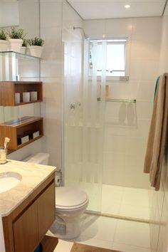 Banheiro empreendimento Vita Home Club / Vita home Club Bathroom