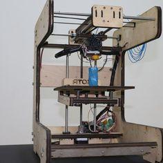 Easy DIY tutorial to make a 3D printer extruder.