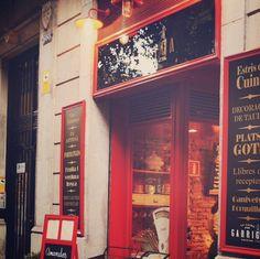 La Cuina d'en Garriga, Barcelona