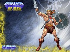 He Man Masters of the Universe Cartoon