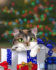 Création perso chat de Noël Tinkerbell, Disney Characters, Fictional Characters, Kitten, Creations, Disney Princess, Art, Christmas Cats, Drawings